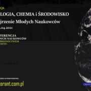 plakat II Edycja konferencji Biologia, Chemia i Środowisko