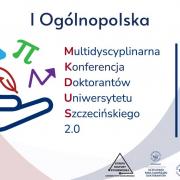 Plakat Konferencja Doktorantów Uniwersytetu Szczenicńskiego